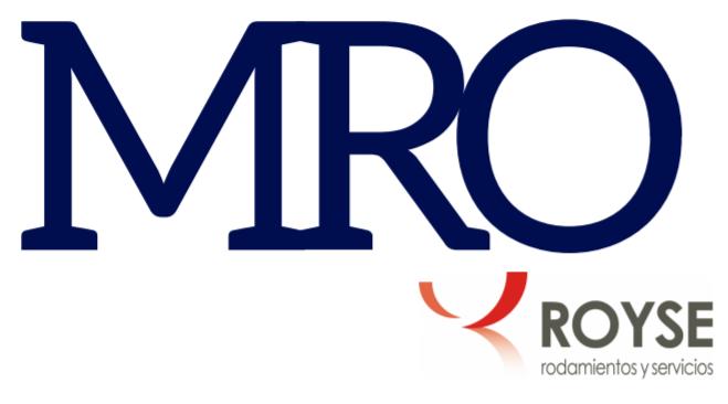 Royse, distribuidor de repuestos y soluciones en MRO - Royse, Rodamientos y Servicios
